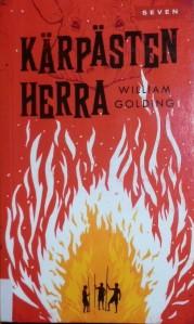 Kirjavarkaan tunnustuksia -kirjablogi: William Golding - Kärpästen herra