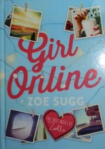 Kirjavarkaan tunnustuksia -kirjablogi: Zoe Sugg - Girl Online