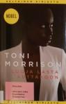 Kirjavarkaan tunnustuksia -kirjablogi: Toni Morrison - Luoja lasta auttakoon