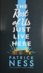 patrick ness the rest of us just live here suomi blogi arvostelu