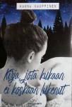 Hanna Kauppinen Kirja jota kukaan ei lukenut blogi arvostelu