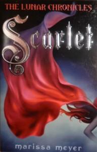 marissa meyer scarlet suomi blogi arvostelu