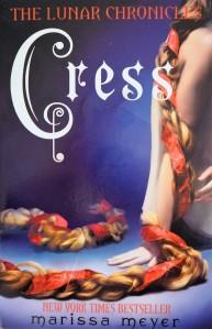 marissa meyer cress suomi blogi arvostelu