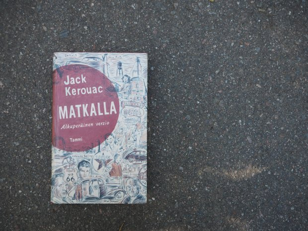 jack kerouac matkalla blogi arvostelu