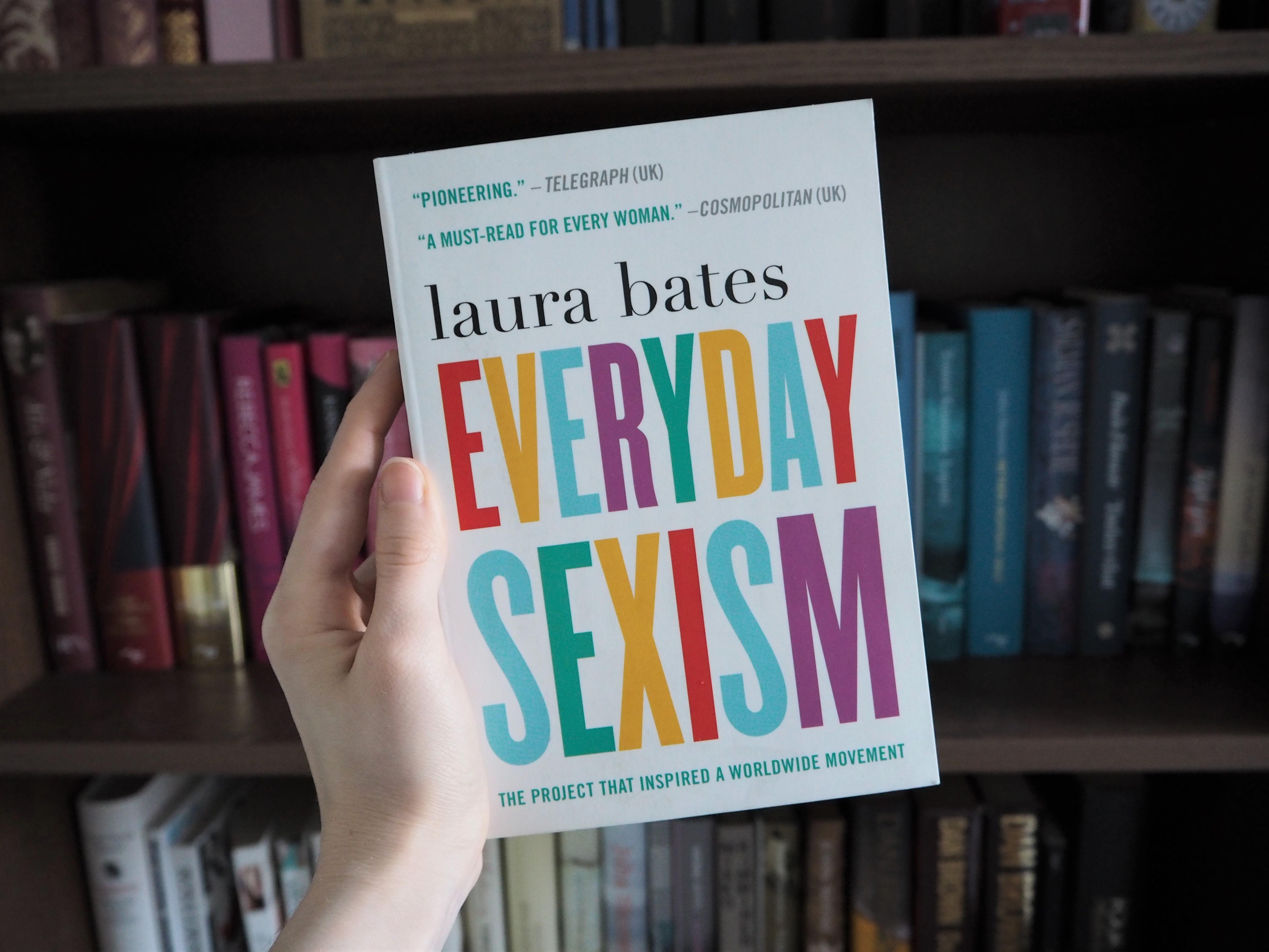 laura bates everyday sexism suomi blogi arvostelu