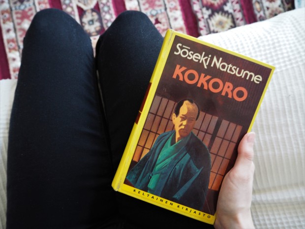 soseki natsume kokoro suomi blogi arvostelu