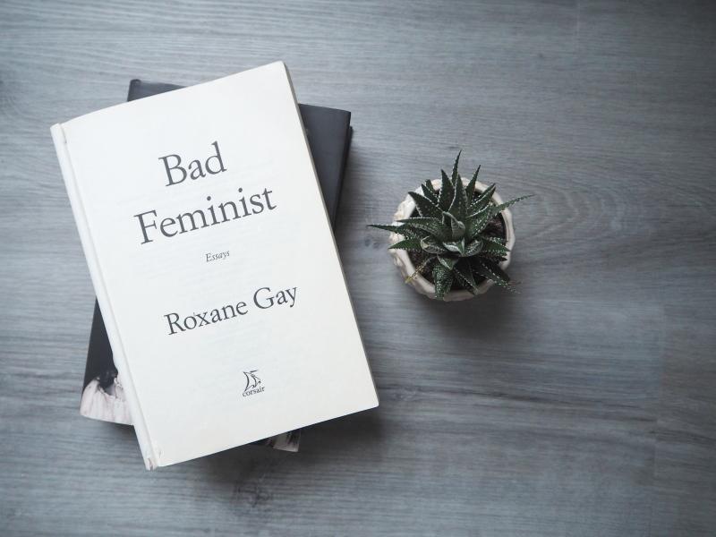 roxane gay bad feminist kirja kirjablogi arvostelu