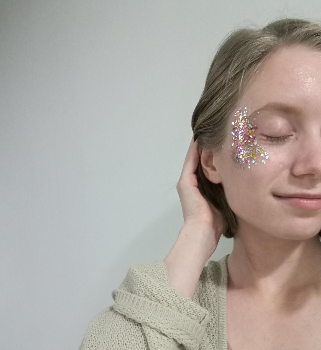 Helsingin kierjamessut: glitter